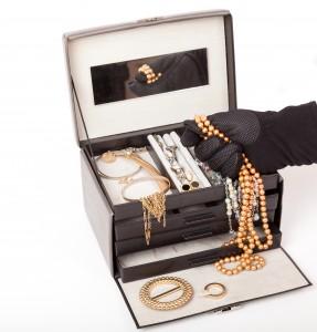Vol de bijoux