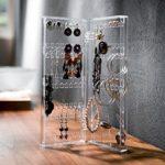 Porte bijoux transparent - prix inférieur à 5€