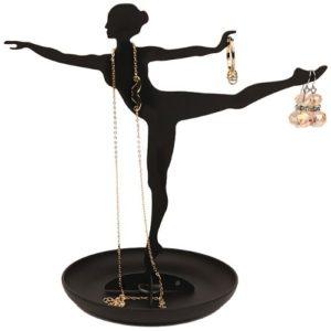 Porte bijoux ballerine, pratique et décoratif