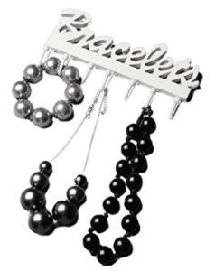 Porte bijoux mural pour colliers et bracelets