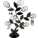 Magnifique porte bijoux en forme d'arbre