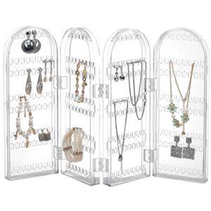 Porte bijoux paravent en acrylique de la marque Beautify